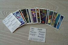 PANINI stickers van Sneeuwwitje - Walt Disney klassiekers - 48 stuks