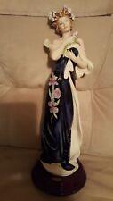 Giuseppe Armani Figurines Spring Iris Limited Edition
