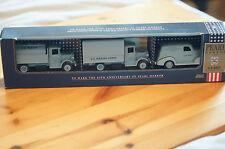 Rare Pearl Harbour Lledo 3 Set Military US Corps Van Lorries Boxed COA