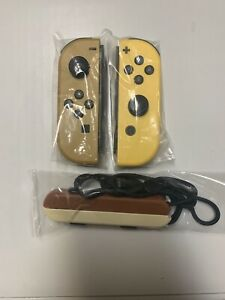 Nintendo Switch Joy-Con L/R Pokemon Let's Go! Pikachu Eevee Limited Edition