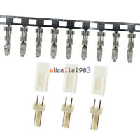 100PCS KF2510-2P 2.54mm Pin Header + Terminal + Housing Connector Kit KF2510 2P