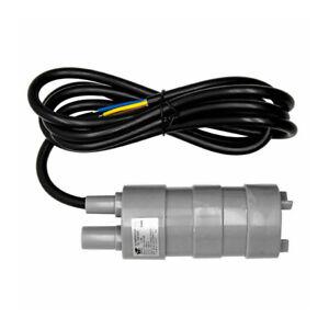 Mini 5M DC12V 600L/H Brushless Motor Submersible Water Pump Black Repalcement