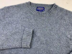 Pendleton Men's Washable Wool Crewneck Sweater Size XL