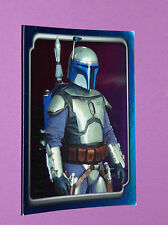 N°113 STAR WARS ATTACK OF THE CLONES GUERRE DES ETOILES 2002 MERLIN TOPPS PANINI