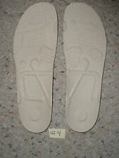 Finn Comfort Reflexology Insoles Footbed Cork Flex Zone Euro Women's Size 41 #4