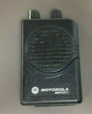 Motorola Minitor 5 Pager Only, Model # A03Kms9239Bc, Vhf, 2 Ch, Sv, Programming