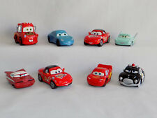 DISNEY CARS Mini Adventure McQUEEN SHERIFF Green FLO Red RAMONE Red MATER +