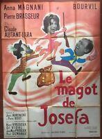Plakat Le Beute Von Josefa Claude Autant-Lara Bourvil Anna Magnani 120x160cm B