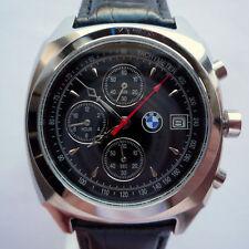 BMW Medium Classic Sport Design Car Accessory Made in Germany Watch Chronograph