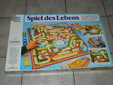 MB Spiele - Spiel des Lebens - 1981 - langer Karton - guter Zustand - komplett