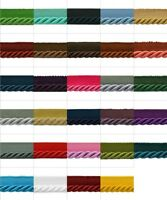 """Expo 5 yards of Emmerson 1/4"""" Twisted Lip Cord Trim"""