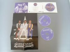 2 CD BEE GEES - GREATEST 2007 PAPPSHUBBER/ DIGIPACK mit Poster 8122 79950 7 RAR