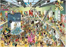 NEW! Heye Performance 2000 piece comic cartoon jigsaw puzzle