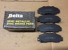 New Delta 762-D503 Semi Metallic Disc Brake Pad Pads