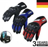 Motorradhandschuhe Fahrrad Sport Gloves Regen Winter Motorrad Handschuhe 010