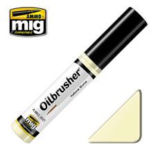 Ammo Of MIG A.MIG 3521 - Oilbrusher: Yellow Bone