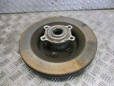 Volvo XC60 AWD Passengers side rear hub and bearing with disc 2013-2016 JVF