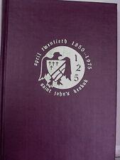 Saint John's Church in Keokuk (Iowa) A History 1850-1975, by W.L. Talbot, Photos