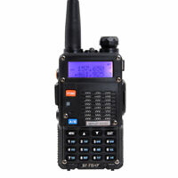 Baofeng BF-F8HP Two Way Radio Walkie Talkie Dual Band VHF UHF Portable Radio