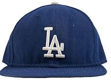 2013/2014 Yasiel Puig, Los Angeles Dodgers, Game Worn Hat