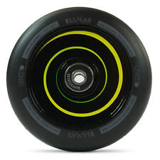 Lucky Scooters 110mm Hollow Core Wheel Hypnotic, Black