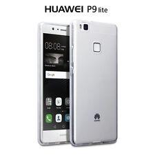 Funda Carcasa Gel Silicona Transparente para Huawei P9 Lite
