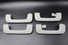 AUDI A4 B7 S-LINE ROOF GRAB HANDLES SET OF 4 GREY