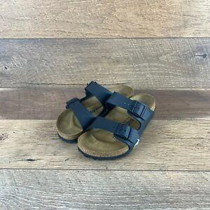 BIRKENSTOCK Arizona 0051791 Black Normal Fit Sandal 36 EURO, Women 5 / Men 3 US