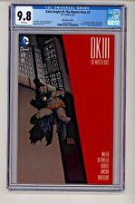 DC's Dark Knight III: Master Race #2 Eduardo Risso Variant CGC 9.8