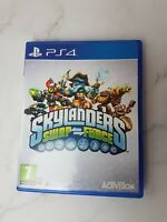 Skylanders Swap Force PS4 Game Only Sony PlayStation 4 VGC FAST FREE SHIPMENT