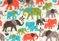 Polycotton Quilting Animals & Insects Craft Fabrics