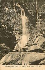 "LEURA ( Australia) : ""The Empress Falls""-Valley of Waters N.S.W.-FOWLER"
