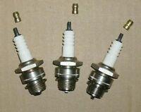 3 Stück Zündkerzen DKW F12 F102 AU 1000 Sonderklasse Universal