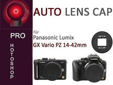 Lente automático tapa para Panasonic Lumix G X Vario pz 14-42 mm f 3,5-5,6