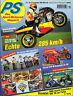 PS Sport Motorrad Magazin 11/1994 TTO-SUZUKI GSX-R 1100, DUCATI 916, KAWA ZX-6R
