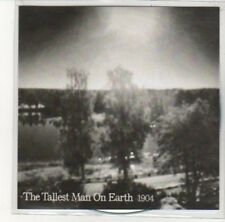 (DK479) The Tallest Man On Earth, 1904 - 2012 DJ CD
