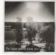 (DK479) The Tallest Man On Earth, 1904 - 2012 DJ CD