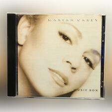 Mariah Carey - Music Box - music cd album