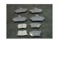 HONDA CIVIC 1.5 LS VTEC MB3 FRONT REAR DISC BRAKE PADS