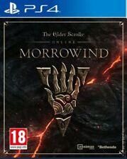 Los Scrolls Ancestrales en línea Morrowind PS4-entrega súper rápido mismo día de despacho