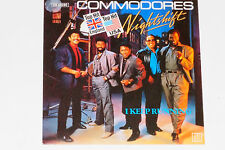 "COMMODORES -Nightshift / I Keep Running- 7"" 45"