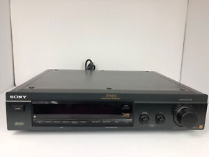 Sony SDP - EP9ES Digital Processor /Preamplifier Dolby 5.1 / No Remote. Tested!!