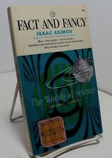 Fact and Fancy by Isaac Asimov -  Pyramid WS 15
