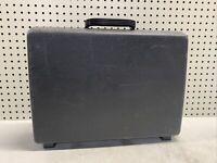 COOL Vintage 1983 Samsonite Signat Hard Case Briefcase Storage NO KEY