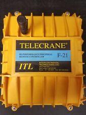 Telecrane Hi-Performance Industrial Remote Control