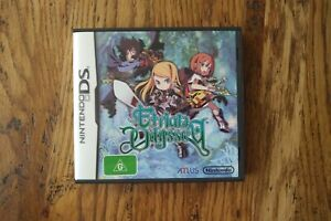 Etrian Odyssey for Nintendo DS with all original packaging