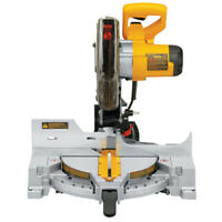 DeWalt DW713R 15 Amp 10 in. (254 mm) Single Bevel Miter Saw Reconditioned