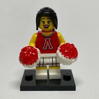 LEGO 8833 Collectible Minifigures Series 8 - Red Cheerleader