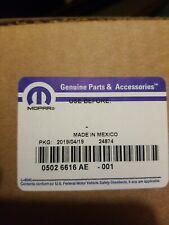05026616ae 2017 Jeep Grand Cherokee Memory Seat Module