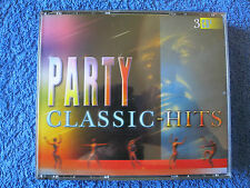 3 Musik CD Party Classic Hits Happy Hour Whigfield Labelle The Jacksons